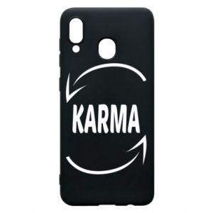 Etui na Samsung A20 Karma