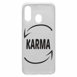 Etui na Samsung A40 Karma
