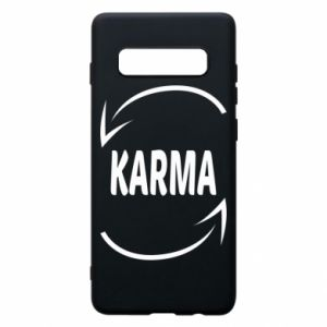 Etui na Samsung S10+ Karma