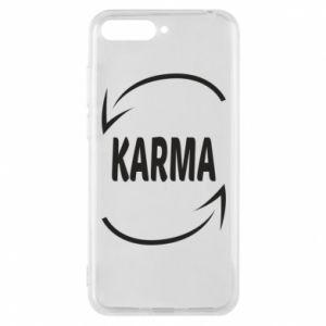 Etui na Huawei Y6 2018 Karma