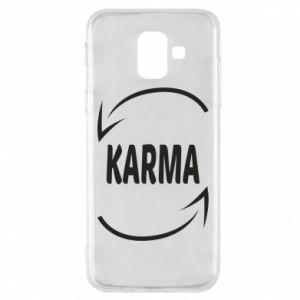 Etui na Samsung A6 2018 Karma