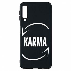 Etui na Samsung A7 2018 Karma