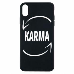 Etui na iPhone Xs Max Karma