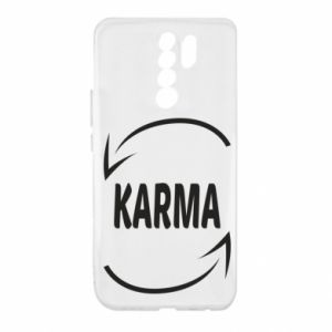 Etui na Xiaomi Redmi 9 Karma