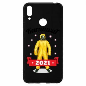 Etui na Huawei Y7 2019 Karnawal 2021