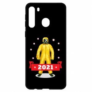 Etui na Samsung A21 Karnawal 2021