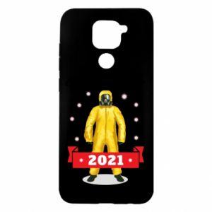 Etui na Xiaomi Redmi Note 9/Redmi 10X Karnawal 2021