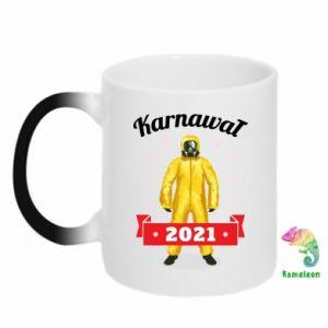 Kubek-kameleon Karnawal 2021