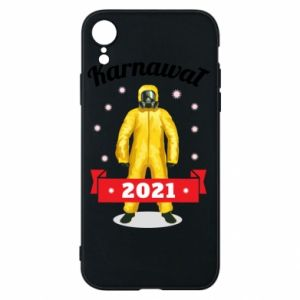 Etui na iPhone XR Karnawal 2021