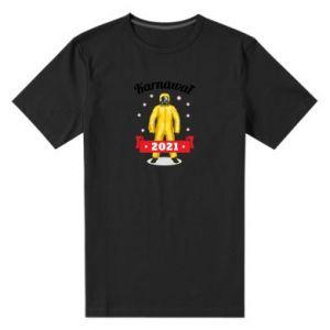 Męska premium koszulka Karnawal 2021