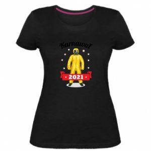 Damska premium koszulka Karnawal 2021