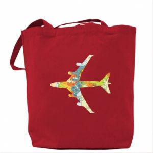 Bag Airplane card
