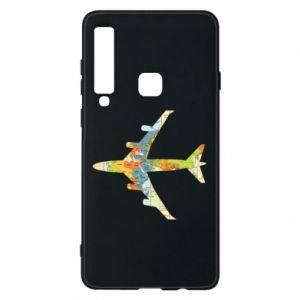 Samsung A9 2018 Case Airplane card