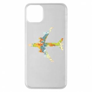 iPhone 11 Pro Max Case Airplane card