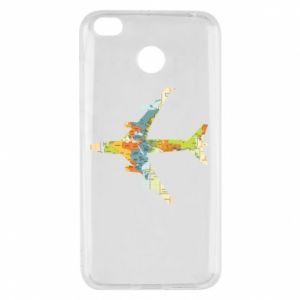 Xiaomi Redmi 4X Case Airplane card