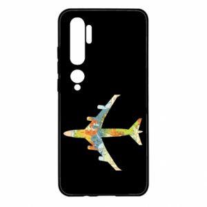 Xiaomi Mi Note 10 Case Airplane card