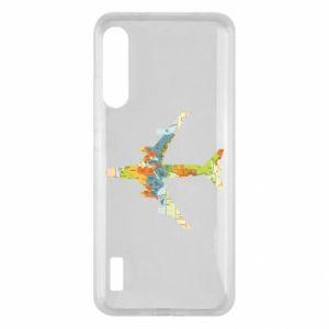 Xiaomi Mi A3 Case Airplane card