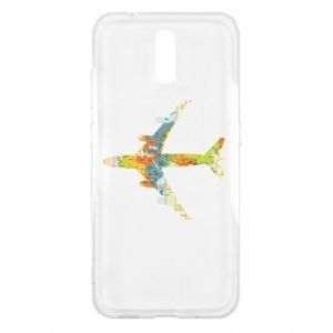 Nokia 2.3 Case Airplane card