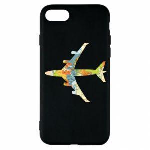 iPhone SE 2020 Case Airplane card