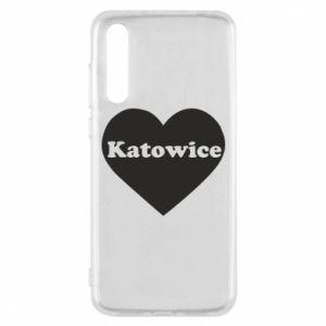 Huawei P20 Pro Case Katowice in heart