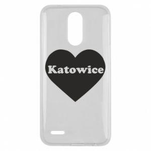 Lg K10 2017 Case Katowice in heart
