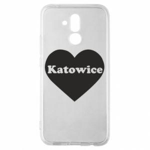 Huawei Mate 20Lite Case Katowice in heart