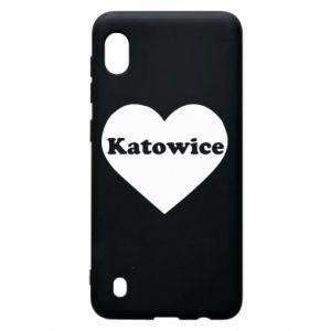 Samsung A10 Case Katowice in heart