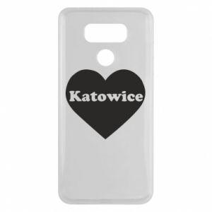 LG G6 Case Katowice in heart