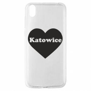 Huawei Y5 2019 Case Katowice in heart