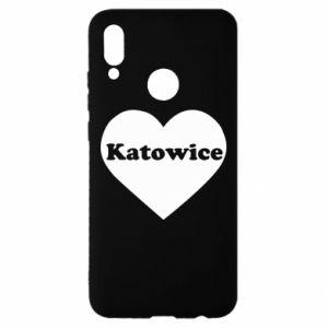 Huawei P Smart 2019 Case Katowice in heart