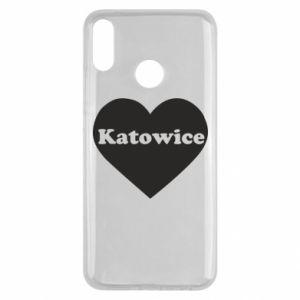 Huawei Y9 2019 Case Katowice in heart