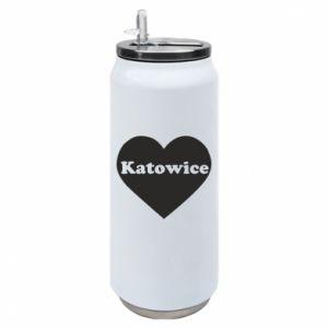 Thermal bank Katowice in heart