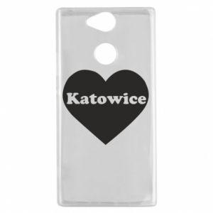 Sony Xperia XA2 Case Katowice in heart