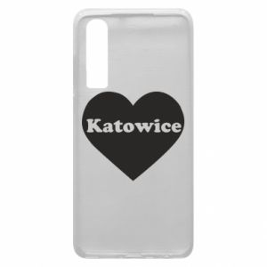 Phone case for Huawei P30 Katowice in heart