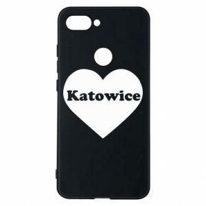 Phone case for Xiaomi Mi8 Lite Katowice in heart