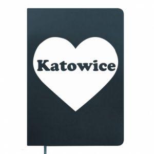 Notepad Katowice in heart