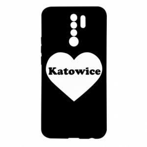 Xiaomi Redmi 9 Case Katowice in heart