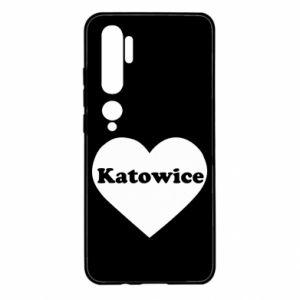 Xiaomi Mi Note 10 Case Katowice in heart