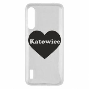 Xiaomi Mi A3 Case Katowice in heart