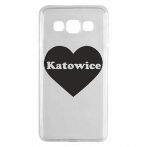 Samsung A3 2015 Case Katowice in heart