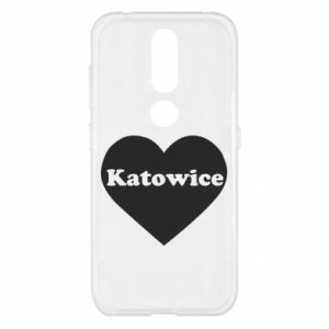 Nokia 4.2 Case Katowice in heart