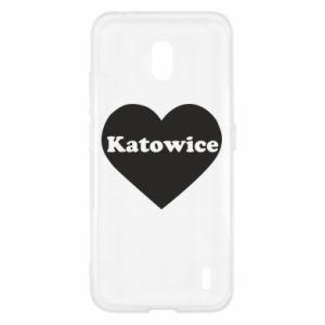 Nokia 2.2 Case Katowice in heart
