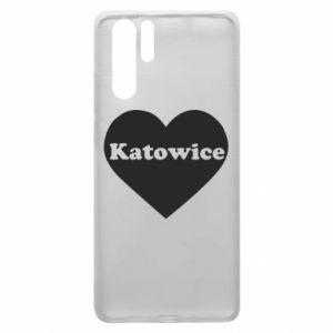 Huawei P30 Pro Case Katowice in heart