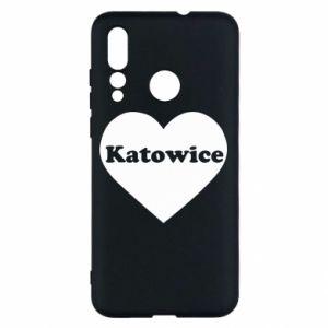 Huawei Nova 4 Case Katowice in heart