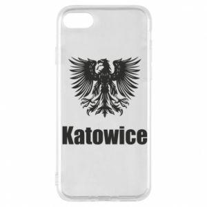 Etui na iPhone 7 Katowice