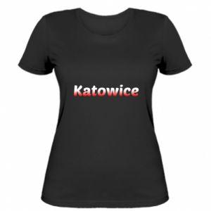 Damska koszulka Katowice