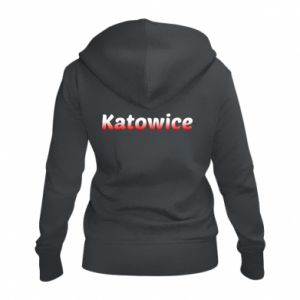 Damska bluza na zamek Katowice - PrintSalon