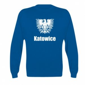 Kid's sweatshirt Katowice