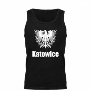 Męska koszulka Katowice