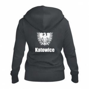Damska bluza na zamek Katowice